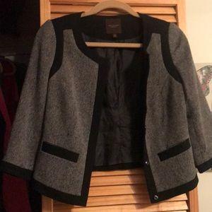Two toned work blazer